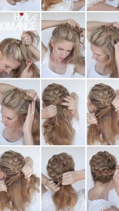 Easy Hairstyles For Long Hair Fair Partyhairstylesforlonghairusingstepbystepeasyhairstylesf