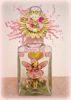 altered art - Google Search.  Make this with an altered Hailey pic!
