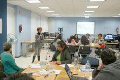 Mtra. Hilda Bustamante Rojas, Seminario: Visiones sobre Mediación Tecnológica en Educación. Primera Sesión, 10 de febrero de 2014.