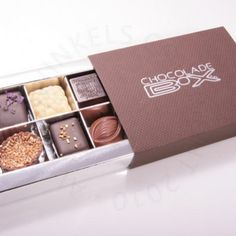 Chocolat box |Pinned from PinTo for iPad|