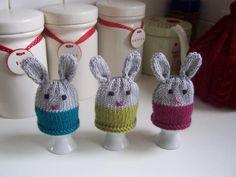Bunnykins Egg Cozy Knitting Pattern