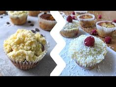4 Easy Keto Cupcake Recipes - Keto Dessert Ideas You Want to Try Zucchini Cupcakes, Low Carb Cupcakes, Coconut Cupcakes, Vanilla Cupcakes, Keto Muffin Recipe, Muffin Recipes, Cupcake Recipes, Cupcake Cakes, Dessert Recipes
