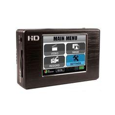 """PV500-EVO2 , la nueva evolución de DVR de Lawmate con pantalla de 3"""" táctil de Alta Definición, compatible con cámara CMD-BU13LX de 800 líneas y hasta 400 minutos de autonomía."""