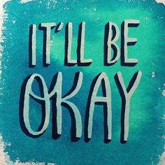 I promise...it will get better. #anxiety #depression #recovery