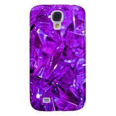 Purple gemstone crystal amethyst samsung galaxy s4 cases #Purple #Gemstone #Crystal #Amethyst #SamsungGalaxyS4 #Cases