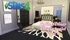 The Sims 4 - Kylie Jenner House Build CC - Geust Bedrooms(Part 6) #sims4 #sims #sims4cc #ts4cc