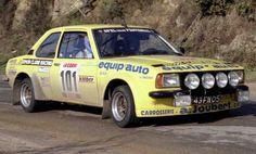 Tour de Corse - Opel Ascona