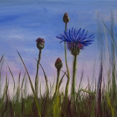 "64 Likes, 3 Comments - Tanja (@tmucreativeworks) on Instagram: ""Field Impressions 7 #painting ** for sale ** #art #schilderij #art #artwork #fineart #kunst…"""
