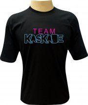 Camiseta Kaskade Team - Camisetas Personalizadas, Engraçadas e Criativas