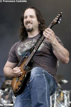 John Petrucci of Dream Theater Dream Theater, Theatre, John Petrucci, Rock Of Ages, Def Leppard, Violin, Rock Bands, Rock N Roll, Heavy Metal