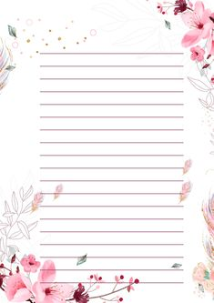 Printable Lined Paper, Free Printable Banner, Wallpaper Qoutes, Spring Desktop Wallpaper, Rune Tattoo, Instagram Frame, Stationery Paper, Note Paper, Writing Paper