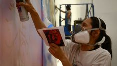 The Graffiti Gangsters Who Became World-Class Artists  ||    The Graffiti Gangsters Who Became World-Class Artists    Because it's a story about art you've likely not heard before. By Seth Ferranti    To artists like Big Sleeps, who grew up in the Pico-Union neighborhood in Los Angeles during the '80s and '90s when gangbanging was at its height, gang graffiti, prison tattoos and getting shot were part of the…