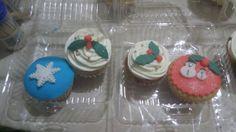 Cupcakes navidenos