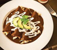 A las enmoladas también se les conoce como enchiladas de mole. Ingredientes para4 personas 200 …