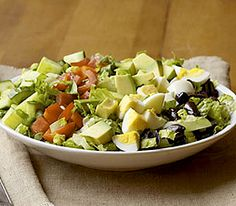 MyPanera Recipe: A California Chopped Salad with Sun-Dried Tomato Vinaigrette