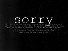 138 best im really sorry please forgive me images on pinterest i am really very sorry to display pictures of sorry cards for apologize thecheapjerseys Image collections
