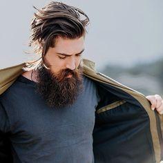 Norske skjeggprodukter for et glansfullt og sunt skjegg uten kløe. Best Beard Styles, Hair And Beard Styles, Long Hair Styles, Sexy Beard, Beard Love, Epic Beard, Beard Conditioner, Great Beards, Big Hair