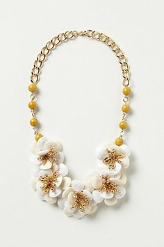 Anthropologie Camellia Bib Necklace worn by Vivian on Hart of Dixie #HartOfDixie http://www.pradux.com/anthropologie-camellia-bib-necklace-25598?q=s24