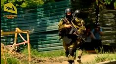 The First Day of ATO in Donetsk, May 26