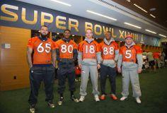 Broncos Visit MetLife Stadium
