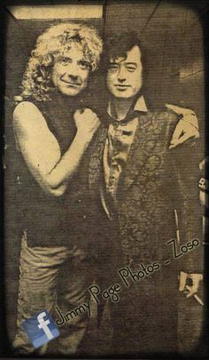 Jimmy Page, Robert Plant | Led Zeppelin