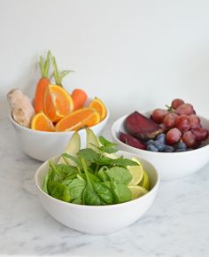 gezonde sapjes