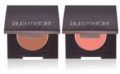 Laura Mercier Crème Cheek Colour in Praline and Sunrise