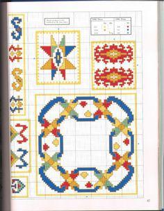 Gallery.ru / Фото #88 - 500 Cross Stitch Blocks - thabiti