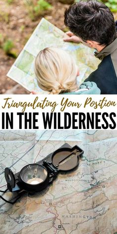 Triangulating Your Position in the Wilderness - You will find that there are a few ways that you can get your bearings in the wild. The author offers a few methods in this article. The best of which is the method of triangulating using landmarks and a map and compass.