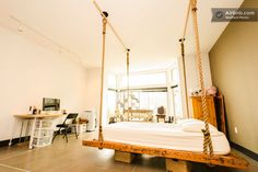 hanging bed - Google Search