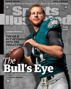 Carson Wentz the future bust or G.O.AT