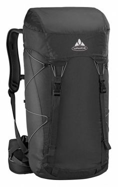Vaude Rock Ultralight Backpack Black 25 L -- See this great product.