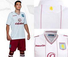 camiseta Aston villa 2015,nueva equipacion del Aston villa 2015,camisetas Aston villa baratas