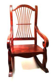 #Doll or Bear Rocker Rocking #Chair