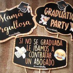 Resultado de imagen para mesa de dulces para graduacion universidad
