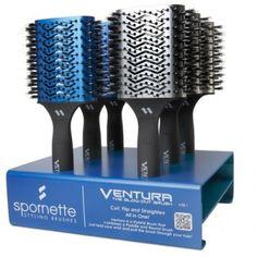 Spornette VB-D Ventura The Blow-Out 6 Brush Salon Display