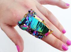 Colorfull ring furta-cor