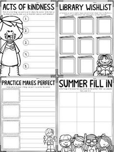 The End of the Year can be incredibly stressful...but having the right tools can make it so much easier! This bundle is truly a survival kit! It's everything you'll need to wrap up your year and send your students home to have a successful summer!