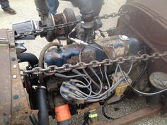 chain link rat rod                                                                                                                                                     More