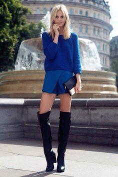 blue blue ~