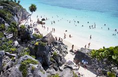 Tulum Village is a small village that is located approximately 3 km south of the Tulum archaeological site. Tulum Village is a small yet advanced village that combines Old World charm with many of the conveniences of modern living.