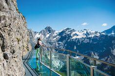 The Thrill Walk, Schilthorn, Switzerland - Droomplekken.nl