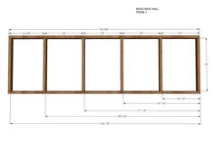 Ana White Build a Barn Greenhouse Plans - Yahoo Image Search Results Greenhouse Panels, Diy Greenhouse Plans, Backyard Greenhouse, Small Greenhouse, Greenhouse Wedding, Greenhouse Academy, Wedding Pergola, Ana White, Wooden Greenhouses
