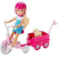 Barbie Family Chelsea Com Filhote Mattel - R$ 99,90 no Mercado Livre.