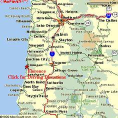 WASHINGTON COAST | Washington Coast Map | VACATIONS | Pinterest ...