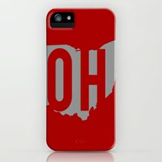 #Ohio State Pride iPhone & iPod Case. #Buckeye phone case