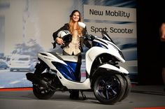 Automotive News - Yamaha Tricity Shutter Asia -      Iwata (DP) – Having attended for the first time in public the world via EICMA Show 2013, now, Tricity Yamaha Concept preparing to Asia. Precisely, Yamaha will showcase 3-wheel scooter at Tokyo Motor Show 2013.   Tricity  designed as a city vehicle. Smuggle Yamaha 125cc engine,... - http://www.technologyka.com/indonesia