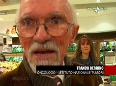 Al supermercato con Franco Berrino,il famoso oncologo dell'istituto nazionale tumori. Ci consiglia acquisti sani,cosa evitare e perchè. VIDEO REPORT