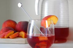 Cook Au Vin: Search results for peach drink