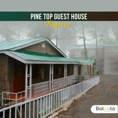 Be a Guest of Pine Top Guest House and enjoy beautiful Murree. Starting from PKR Pakistan Hotels, Murree Pakistan, Pine, Luxury, Outdoor Decor, Top, House, Beautiful, Pine Tree